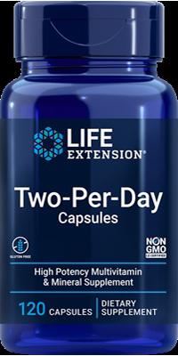 Two Per Day multivitamin